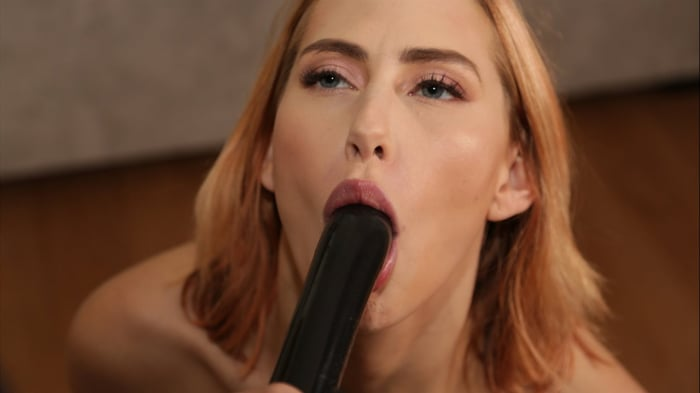 Carter Cruise in Affront With A Friendly Weapon
